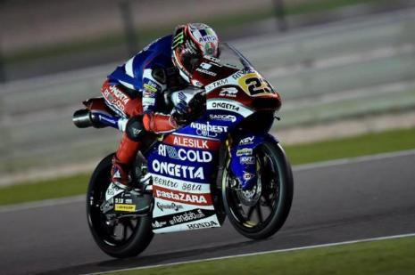 Niccolò Antonelli segna il nuovo record del circuito! 2016