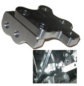 Gear lever's stand (to eliminate the prop-stand) for Yamaha R6 2006-2013